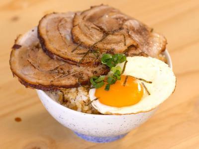 日式叉燒飯