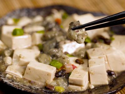 嫩豆腐鮮蚵
