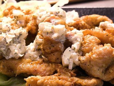 日式南蠻雞