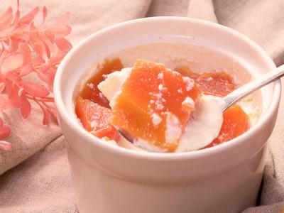 木瓜燉鮮奶
