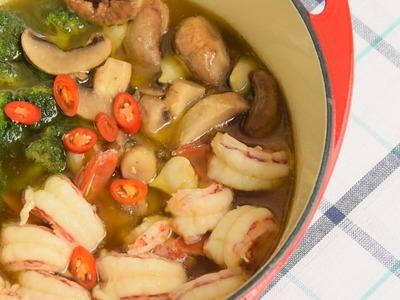 西班牙蒜味蝦