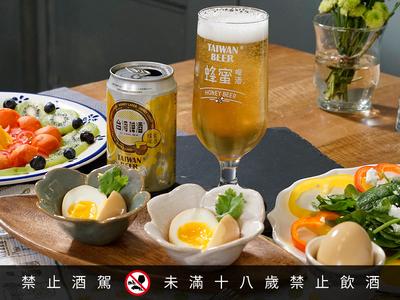 酒香溏心蛋