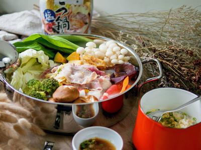 日式山頭火豚骨鍋