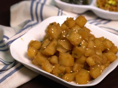 韓式馬鈴薯