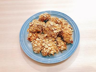 不用炸的健康鹹酥雞 by 阿洪詩