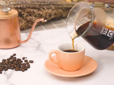 手沖咖啡技巧